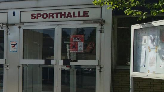 Sporthalle Anderten